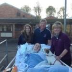 run4robday fundraising for spinal injury