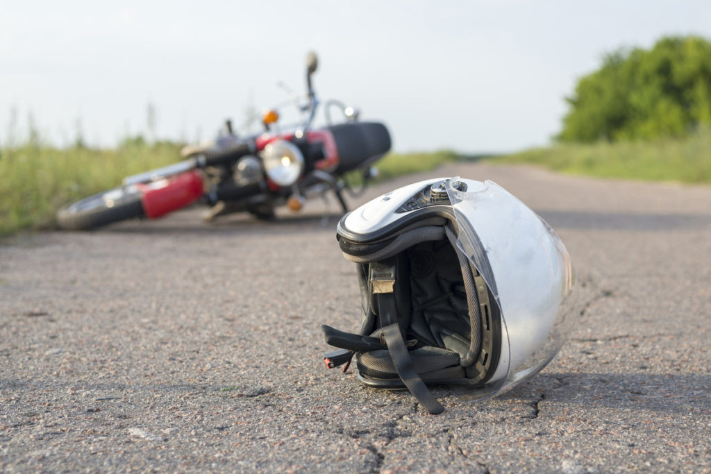 motorcycle accident claim solicitor